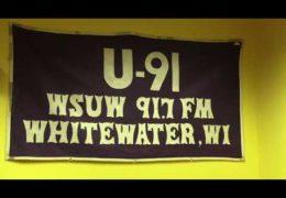 """UWW-TV News Update – """"91.7 The Edge"""""""