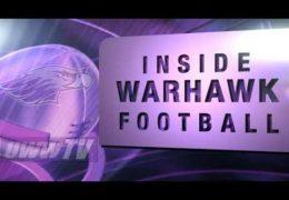 "Inside Warhawk Football – ""November 5th, 2020"""