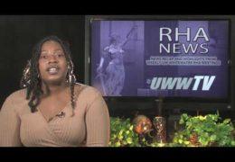 """UWW-TV RHA Update – """"November 5th, 2020"""""""