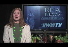 RHA News Update: March 17th, 2021