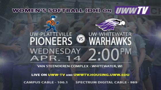 Warhawks softball vs. Pioneers – Wednesday at 2 p.m.