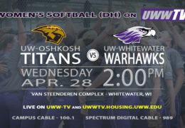 Warhawks vs. Titans – Tomorrow, April 28th, at 1 p.m.