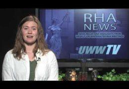 RHA News Update: March 31st, 2021
