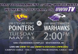 WIAC Tournament Continues – Warhawks vs. Pointers at 2 p.m.