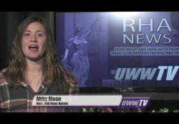 UWW-TV RHA News Updated: April 29th, 2021
