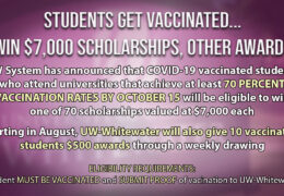 Students Could Win $7,000 Scholarships, Other Awards