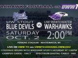 Warhawks vs. Blue Devils – Saturday at 2 pm